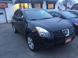 Used 2009 Nissan Rogue SL for sale in Hamilton, ON