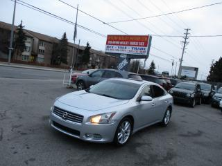 Used 2010 Nissan Maxima 3.5 S for sale in Scarborough, ON