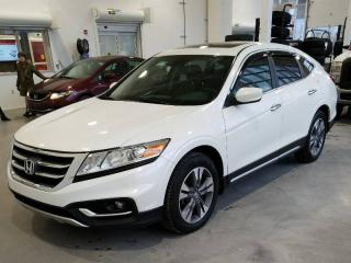 Used 2013 Honda Accord Crosstour EX-L for sale in Halifax, NS