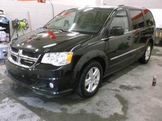 Used 2016 Dodge Grand Caravan Crew Plus for sale in Halifax, NS