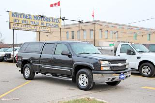 Used 2003 Chevrolet Silverado 1500 LT 4x4 for sale in Brampton, ON