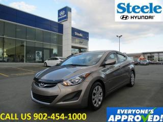 Used 2015 Hyundai Elantra GL for sale in Halifax, NS