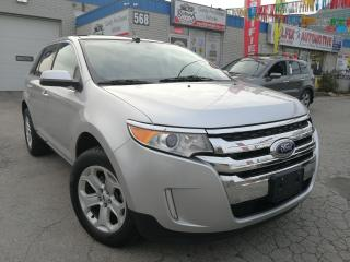 Used 2013 Ford Edge SEL AWD_Navigation_Rear Camera_Panoramic Sunroof for sale in Oakville, ON