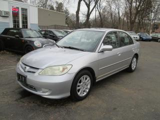 Used 2005 Honda Civic LX-G-VERY CLEAN CAR for sale in Scarborough, ON