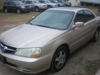 Used 2003 Acura TL LOADED  LEATHER for sale in Mansfield, ON