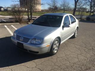 Used 2003 Volkswagen Jetta GLS TDI for sale in Toronto, ON