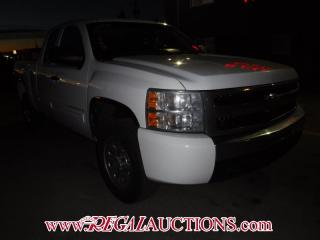 Used 2009 Chevrolet SILVERADO 1500  EXT CAB for sale in Calgary, AB