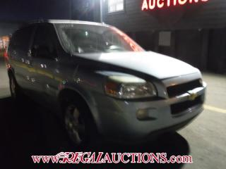 Used 2007 Chevrolet UPLANDER  4D WAGON for sale in Calgary, AB