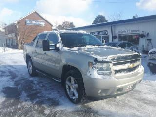 Used 2007 Chevrolet Avalanche LT 4WD for sale in Waterdown, ON