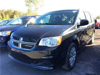 Used 2017 Dodge Grand Caravan CVP/SXT for sale in Cornwall, ON
