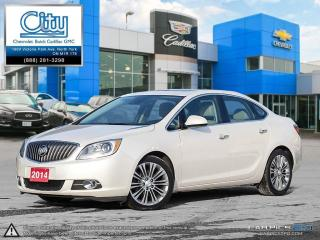 Used 2014 Buick Verano 4Dr Sedan 4PH69 for sale in North York, ON
