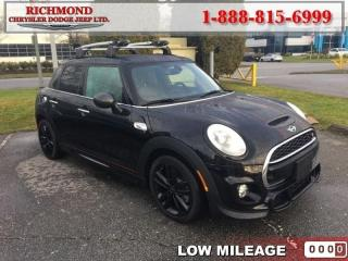 Used 2017 MINI 5 Door Cooper S for sale in Richmond, BC
