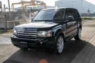 Used 2008 Land Rover Range Rover Sport Limited Edit Supercharged for sale in Langley, BC