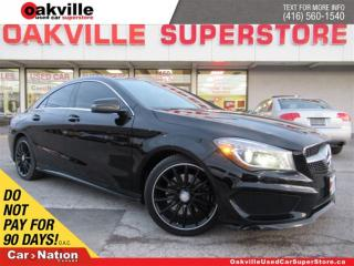 Used 2014 Mercedes-Benz CLA-Class CLA250 | LEATHER | PANO ROOF | B/U CAM | LOW KM for sale in Oakville, ON