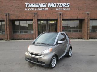 Used 2011 Smart fortwo AUTO AIR CONDITIONING LOW MILEAGE for sale in Mississauga, ON