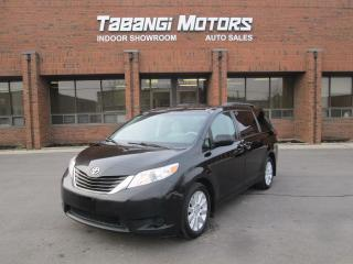 Used 2012 Toyota Sienna LE DVD AWD POWER DOORS REAR CAMERA for sale in Mississauga, ON