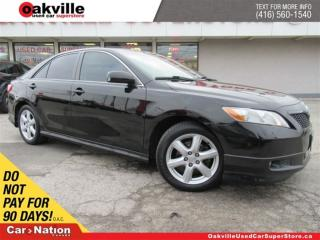 Used 2009 Toyota Camry SE | LEATHER | HEATED SEATS | SUNROOF for sale in Oakville, ON