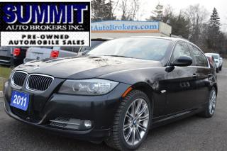 Used 2011 BMW 335d premium for sale in Richmond Hill, ON