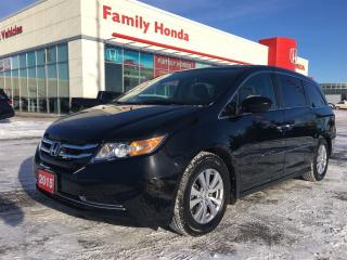 Used 2015 Honda Odyssey EX-L w/RES for sale in Brampton, ON