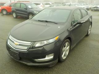 Used 2014 Chevrolet Volt Premium with Navigation and LEP Electric for sale in Burnaby, BC