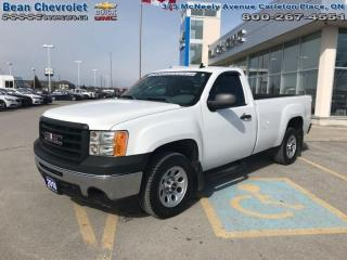 Used 2010 GMC Sierra 1500 WT for sale in Carleton Place, ON