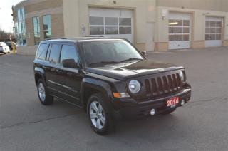 Used 2014 Jeep Patriot North - 2.4L, 4x4, Bluetooth, Roof Rack for sale in London, ON