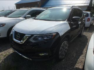 Used 2017 Nissan Rogue SL Platinum AWD for sale in Scarborough, ON