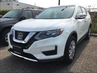 Used 2017 Nissan Rogue S FWD CVT for sale in Scarborough, ON