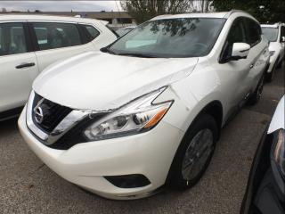 Used 2017 Nissan Murano SL AWD CVT for sale in Scarborough, ON