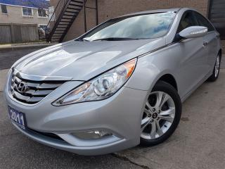 Used 2011 Hyundai Sonata Limited w/Navi-Technology-Super clean for sale in Mississauga, ON