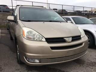 Used 2005 Toyota Sienna LE 7 PASSENGER for sale in Ajax, ON