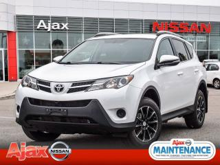 Used 2014 Toyota RAV4 LE*Power Group*Blue Tooth*Pearl White for sale in Ajax, ON