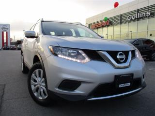 Used 2015 Nissan Rogue S | BACK UP CAME0RA | PWR GROUP | WARRANTY for sale in St Catharines, ON
