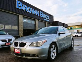 Used 2006 BMW 5 Series 525i for sale in Surrey, BC