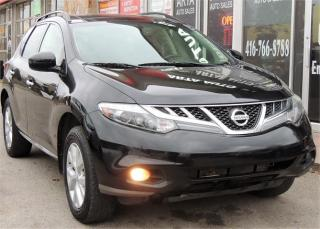 Used 2012 Nissan Murano SL for sale in Etobicoke, ON