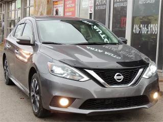 Used 2016 Nissan Sentra SR for sale in Etobicoke, ON