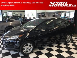 Used 2016 Ford Fiesta SE for sale in London, ON