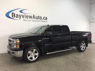 Used 2014 Chevrolet Silverado 1500 Z71- 5.3L|4x4|REM STRT|HTD STS|REV CAM|PWR PEDALS! for sale in Belleville, ON