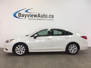 Used 2015 Subaru Legacy TOURING- AWD|SUNROOF|HTD STS|REV CAM|BSA|CRUISE! for sale in Belleville, ON