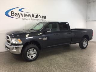 Used 2016 Dodge Ram 2500 SLT- 6.4 HEMI|CREW|CHROMES|8' BOX|HTD STS|REV CAM! for sale in Belleville, ON