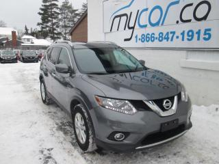 Used 2016 Nissan Rogue SV for sale in Richmond, ON