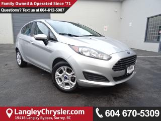 Used 2016 Ford Fiesta SE for sale in Surrey, BC
