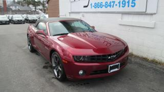 Used 2011 Chevrolet Camaro LT for sale in Richmond, ON