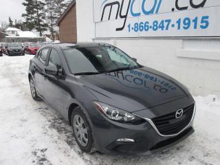 Used 2014 Mazda MAZDA3 GX-SKY for sale in Richmond, ON