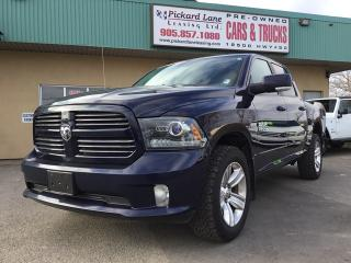 Used 2014 Dodge Ram 1500 Sport for sale in Bolton, ON