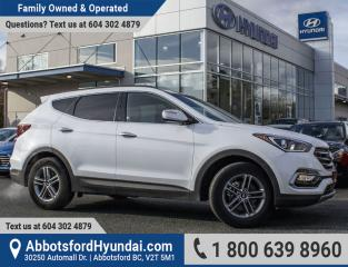 Used 2017 Hyundai Santa Fe Sport 2.4 SE BC OWNED & ACCIDENT FREE for sale in Abbotsford, BC