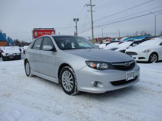 Used 2011 Subaru Impreza 2.5 i Sport Package for sale in Kingston, ON