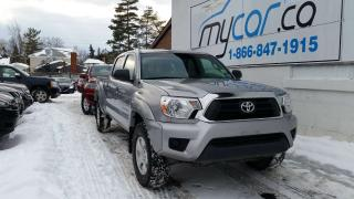 Used 2015 Toyota Tacoma V6 for sale in North Bay, ON