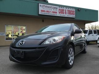 Used 2010 Mazda MAZDA3 GX AUTOMATIC! for sale in Bolton, ON