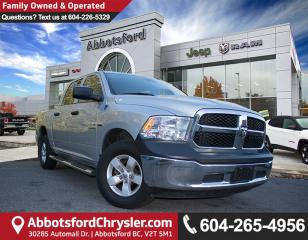 Used 2014 Dodge Ram 1500 ST *ACCIDENT FREE* for sale in Abbotsford, BC